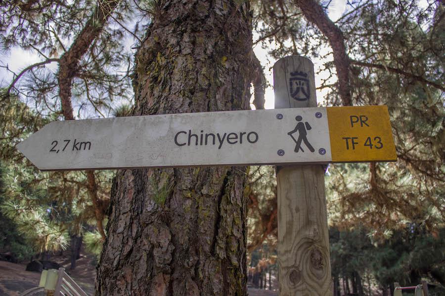 a-tasty-hike-wanderung-arenas-negras-teneriffa-schild