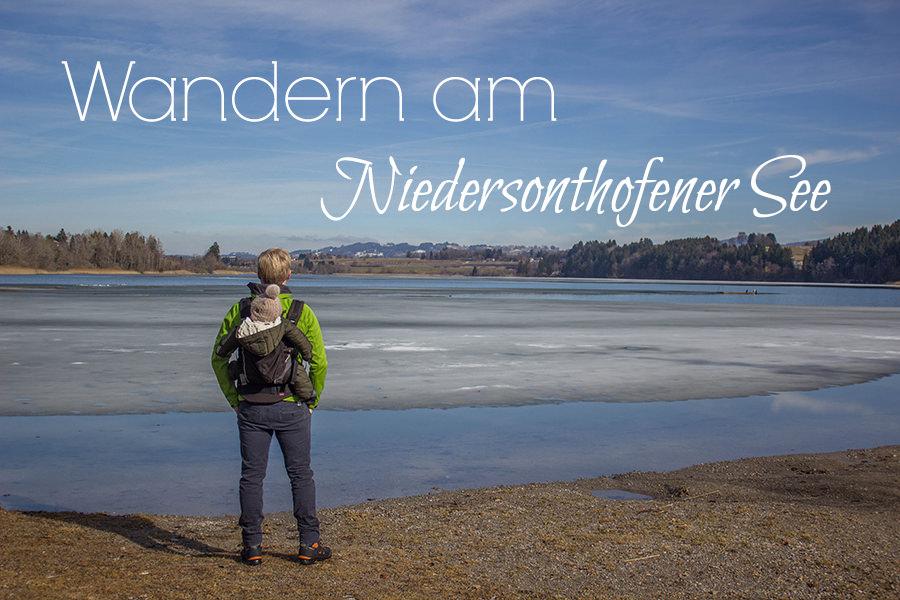 Wanderung Niedersonthofener See - Titel