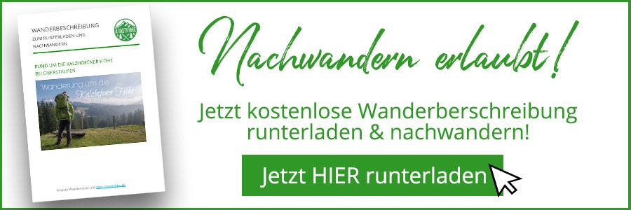 Kalzhofener Hoehe Wanderbeschreibung Banner