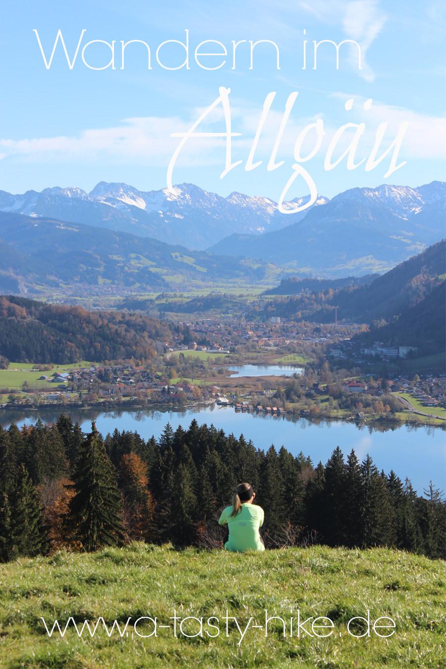 Wandern im Allgäu - Alle A Tasty Hike Wanderrouten in der Übersicht {Update 2020}