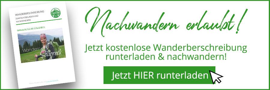 Soellereck Wanderbeschreibung Banner