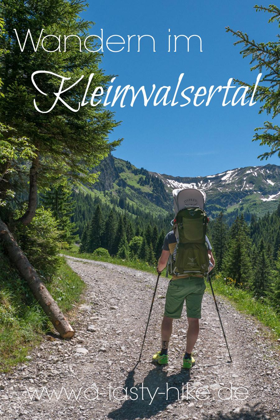 Wanderung im Baergunttal - Titel Pinterest