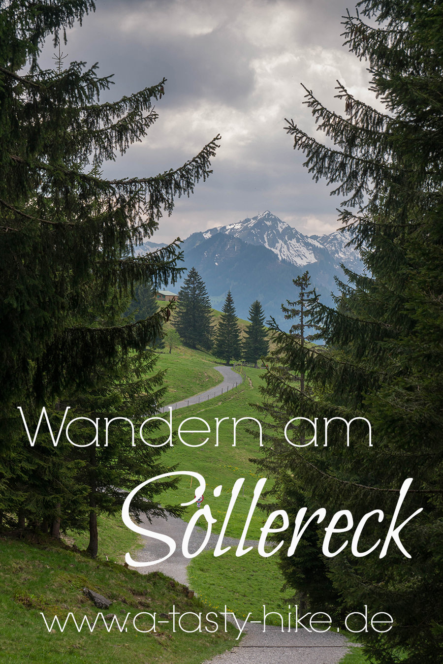 Wanderung Soellereck bei Oberstdorf - Oesterreichische Alpen A Tasty Hike