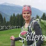 Wandern in Oberstdorf – Einfache Wanderung von der Sölleckbahn ins Kleinwalsertal