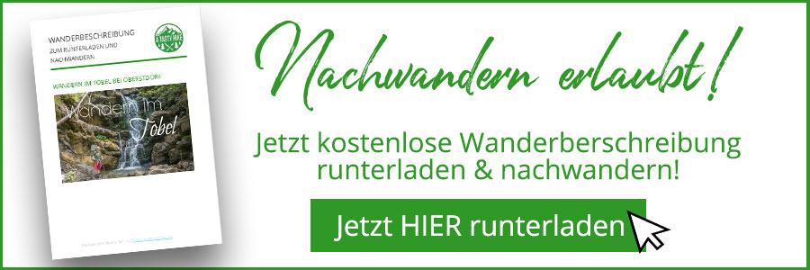 Tobel Oberstdorf Wanderbeschreibung Banner
