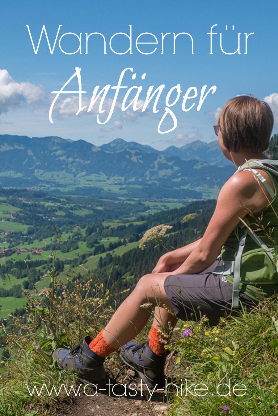Wandern fuer Anfaenger