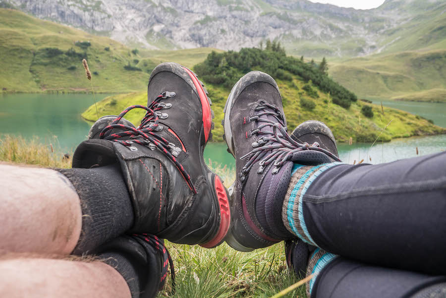 Wanderschuhe - Worauf achten - Wanderschuhe Beratung A Tasty Hike - Wanderschuhe Damen und Herren
