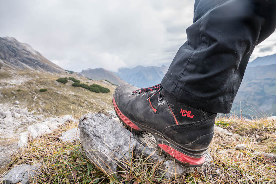 Wanderschuhe kaufen - A Tasty Hike