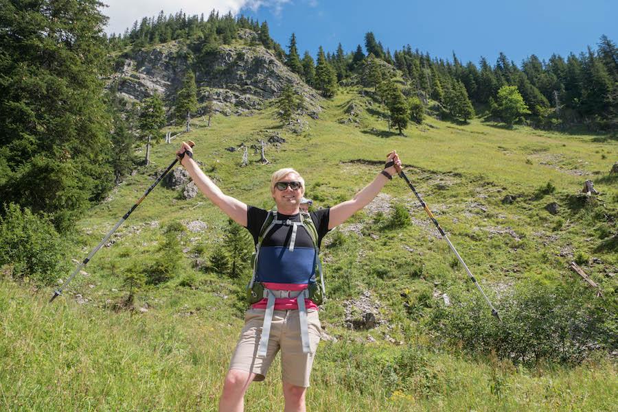 Warum wandern dein Leben veraendert - Titel