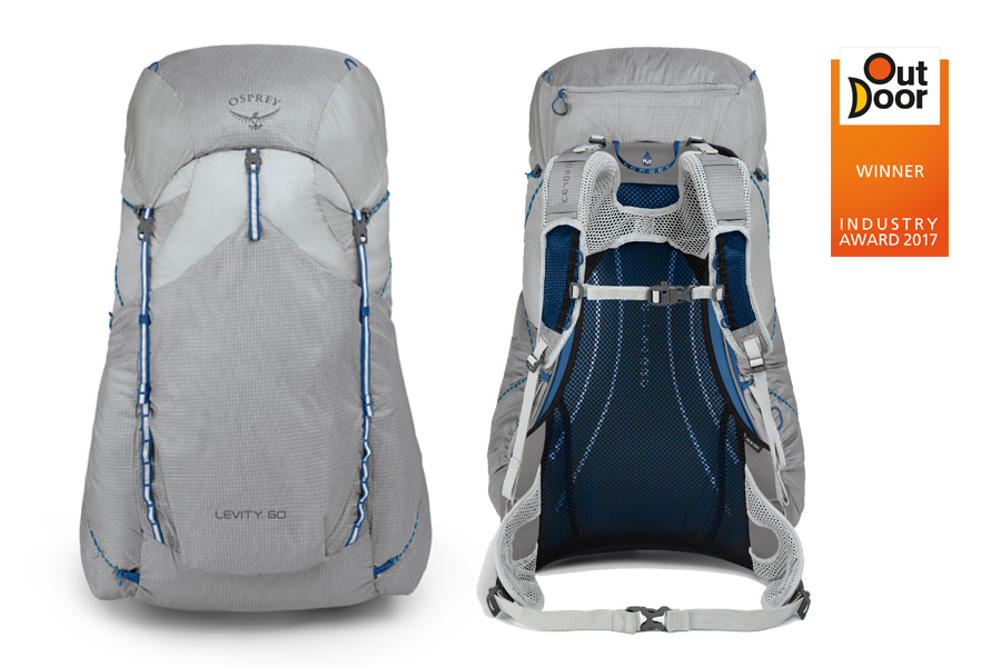 Outdoortrends 2018 - Osprey Levity