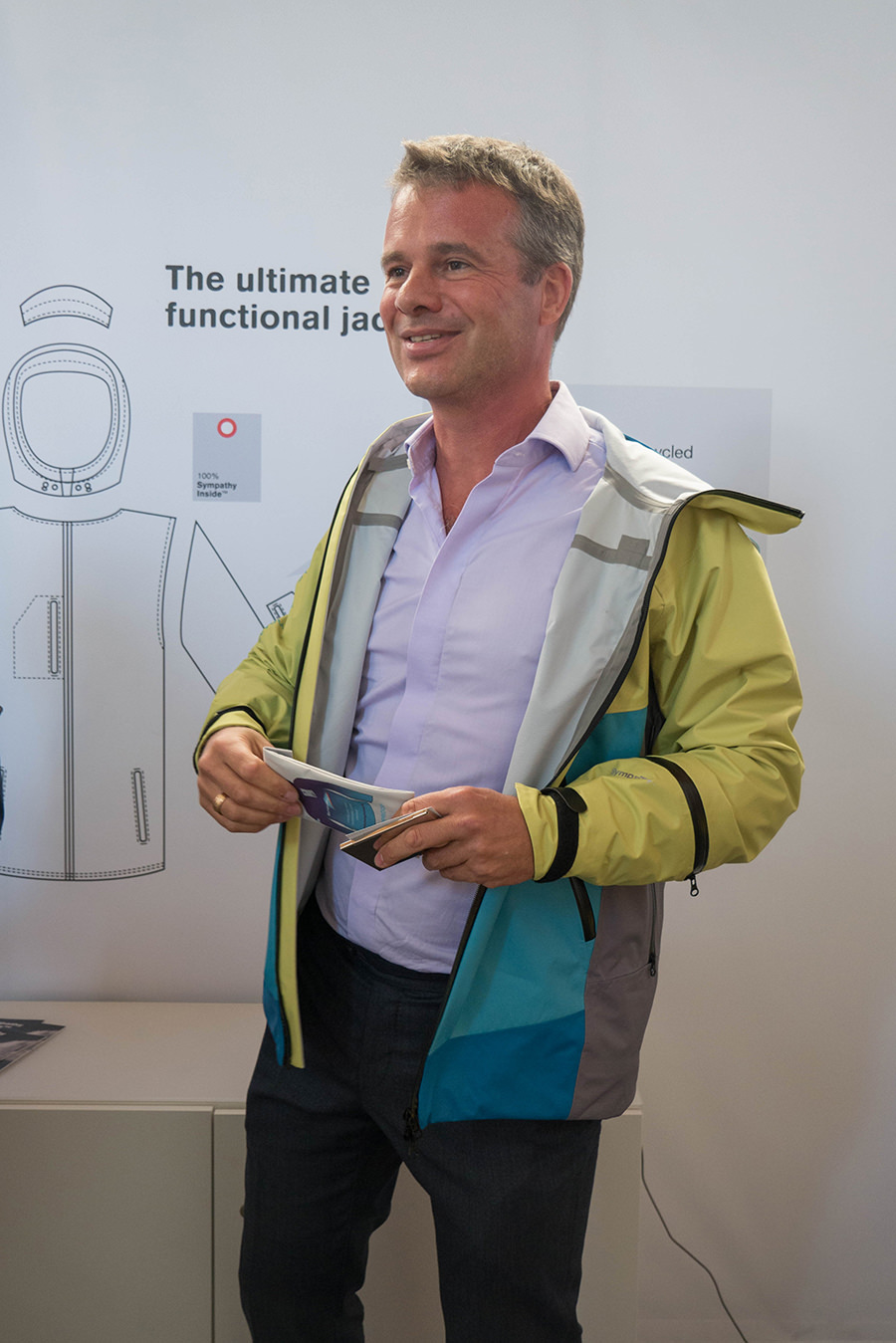 Outdoortrends 2018 - Outdoor Friedrichshafen - SympaTex