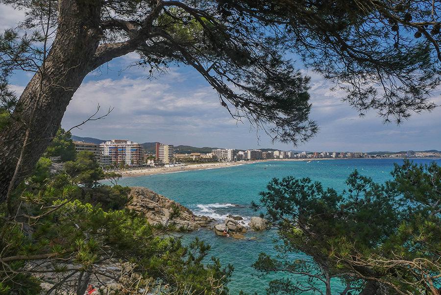 Wandern Costa Brava - GR 92 - Bucht Sant Antoni de Calonge