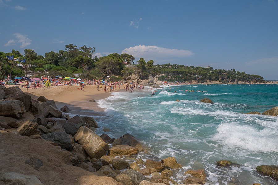 Wandern Costa Brava - GR 92 - Cala Gogo