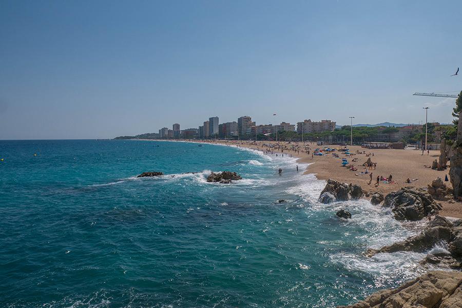 Wandern Costa Brava - GR 92 - Platja d'Aro