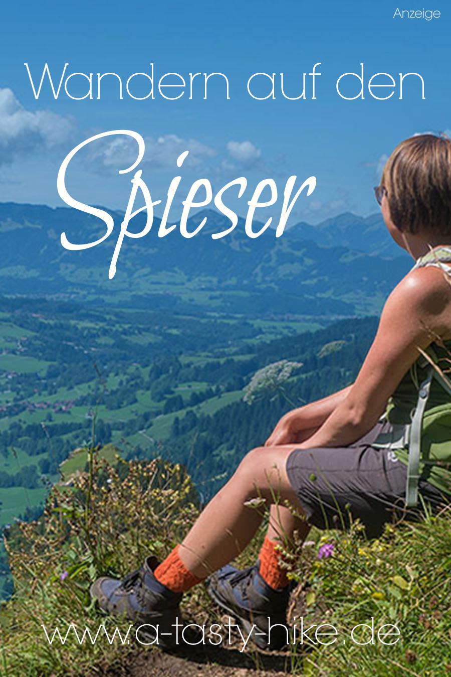 Oberjoch Wandern - Wanderung zum Spieser - Pinterest