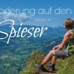 Kuhfladen-Slalom bei der Wanderung zum Spieser im Allgäu