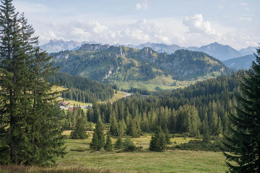Wandern zum Riedberger Horn - Besler