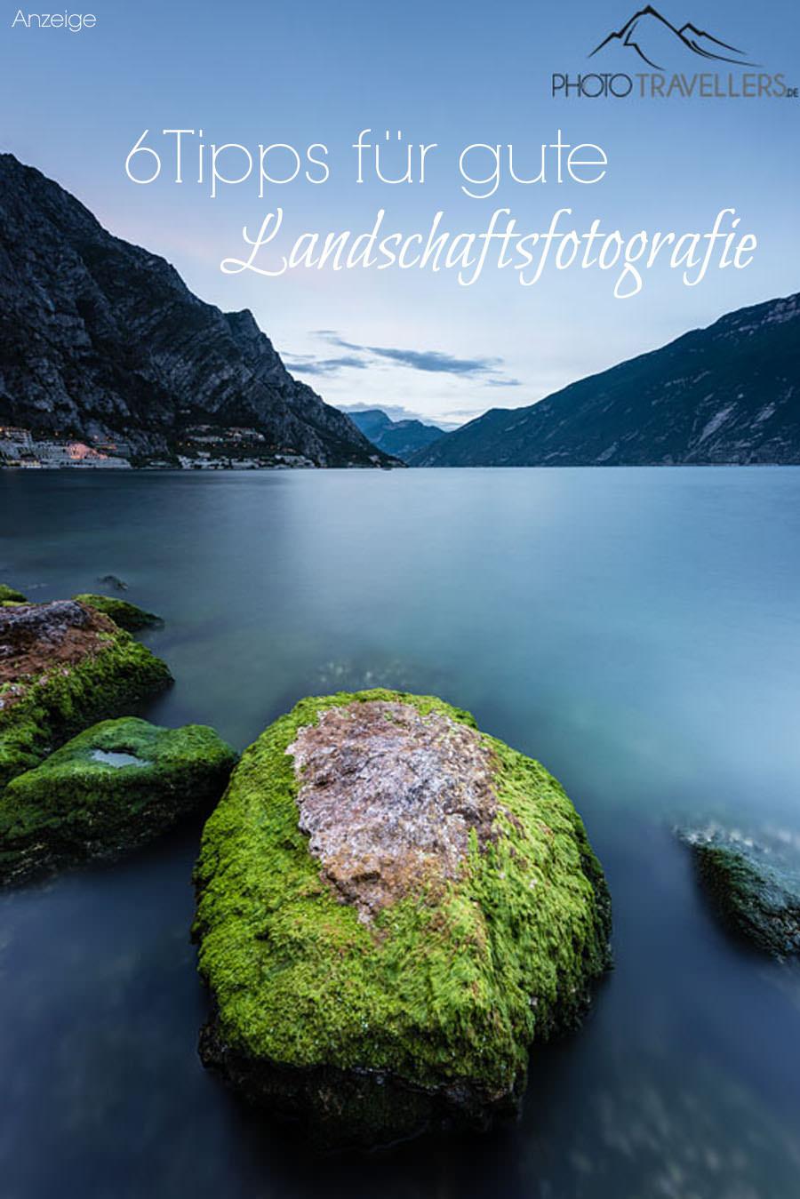 6 Tipps fuer gute Landschaftsfotografie Pinterest