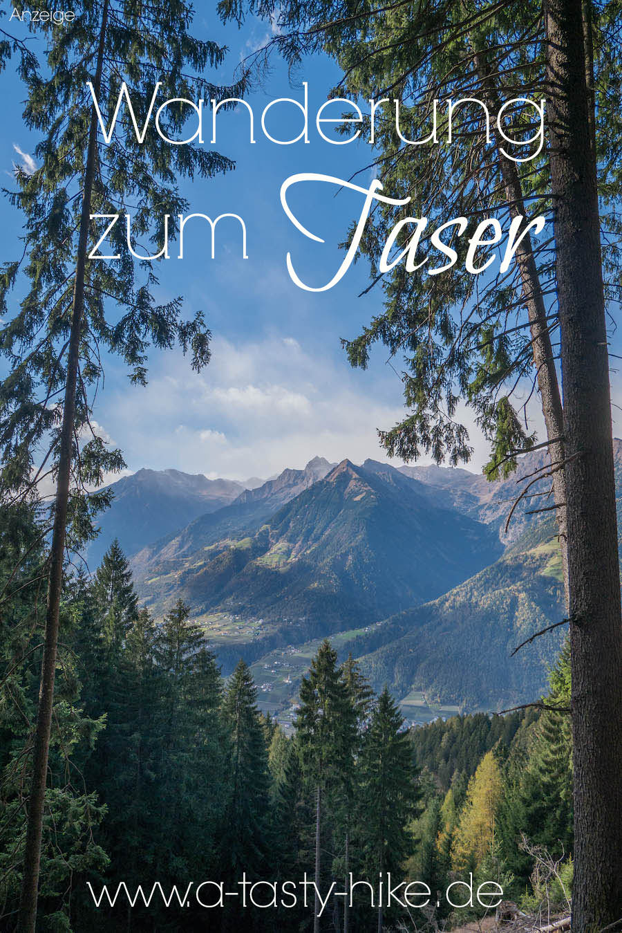 Wandern Taser in Suedtirol - Pinterest