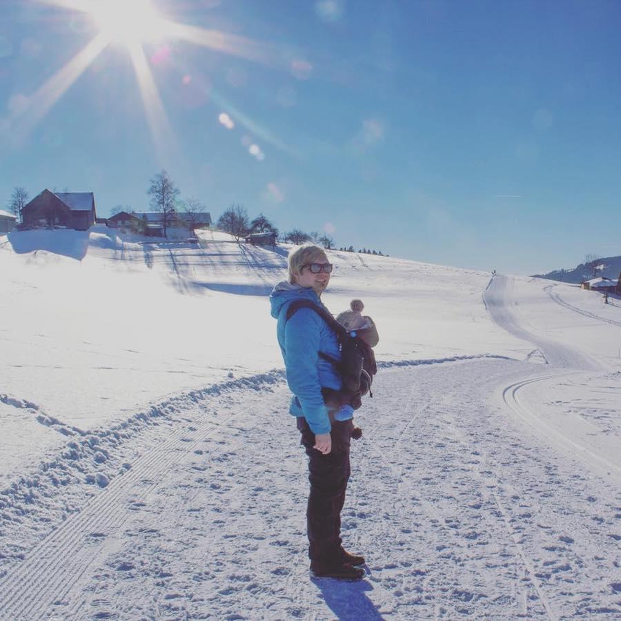 A Tasty Hike - Kulinarisches Wanderjahr 2017 - Premium Winterwanderweg Sinzwang