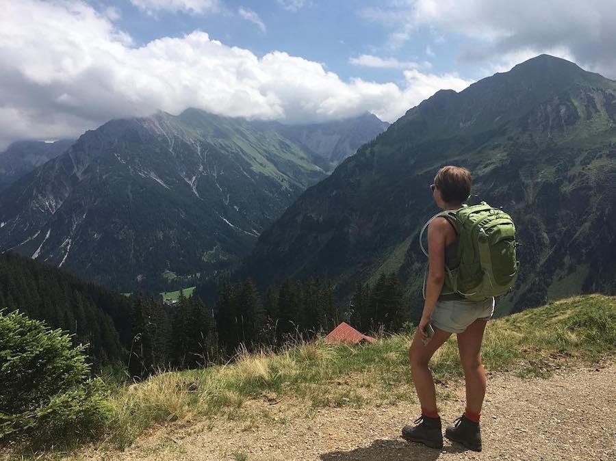A Tasty Hike - Kulinarisches Wanderjahr 2017 - Walmendinger Horn Kleinwalsertal