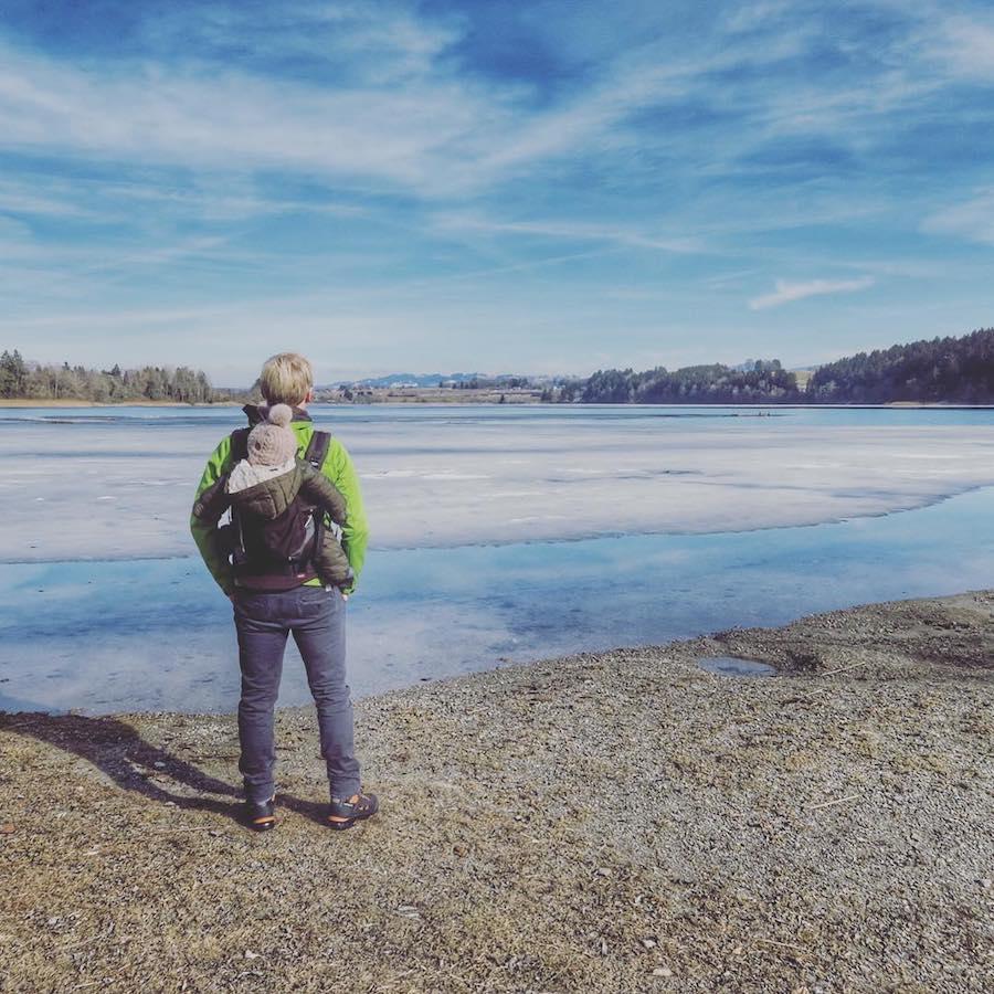 A Tasty Hike - Kulinarisches Wanderjahr 2017 - Wandern am Niedersonthofener See