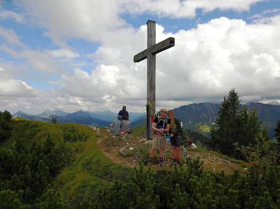 A Tasty Hike - Kulinarisches Wanderjahr 2017 - Wanderung zum Spieser bei Oberjoch im Allgaeu