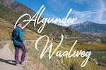 Wandern auf dem Algunder Waalweg
