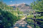 A Tasty Hike -Wandern auf dem Marlinger Waalweg in Suedtirol