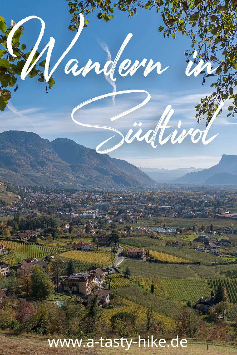 Südtirol Tipps: Der A Tasty Hike Guide zum Wandern in Südtirol mit allen unseren Wanderungen
