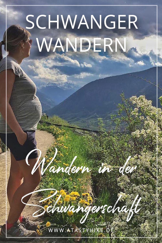 Wandern in der Schwangerschaft - Das solltest du beachten!