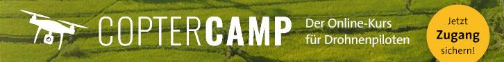 A Tasty Hike - Drohne kaufen mit Kamera - Wandern mit Drohne - Copter-Camp von My-Road