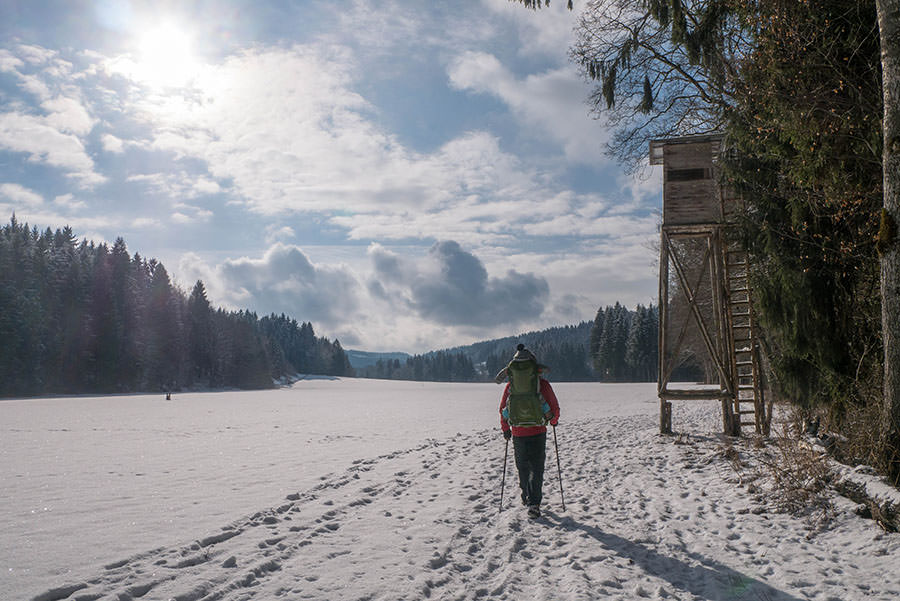 A Tasty Hike - Microadventure - Wanderung Schmiedsfelden - Wandern