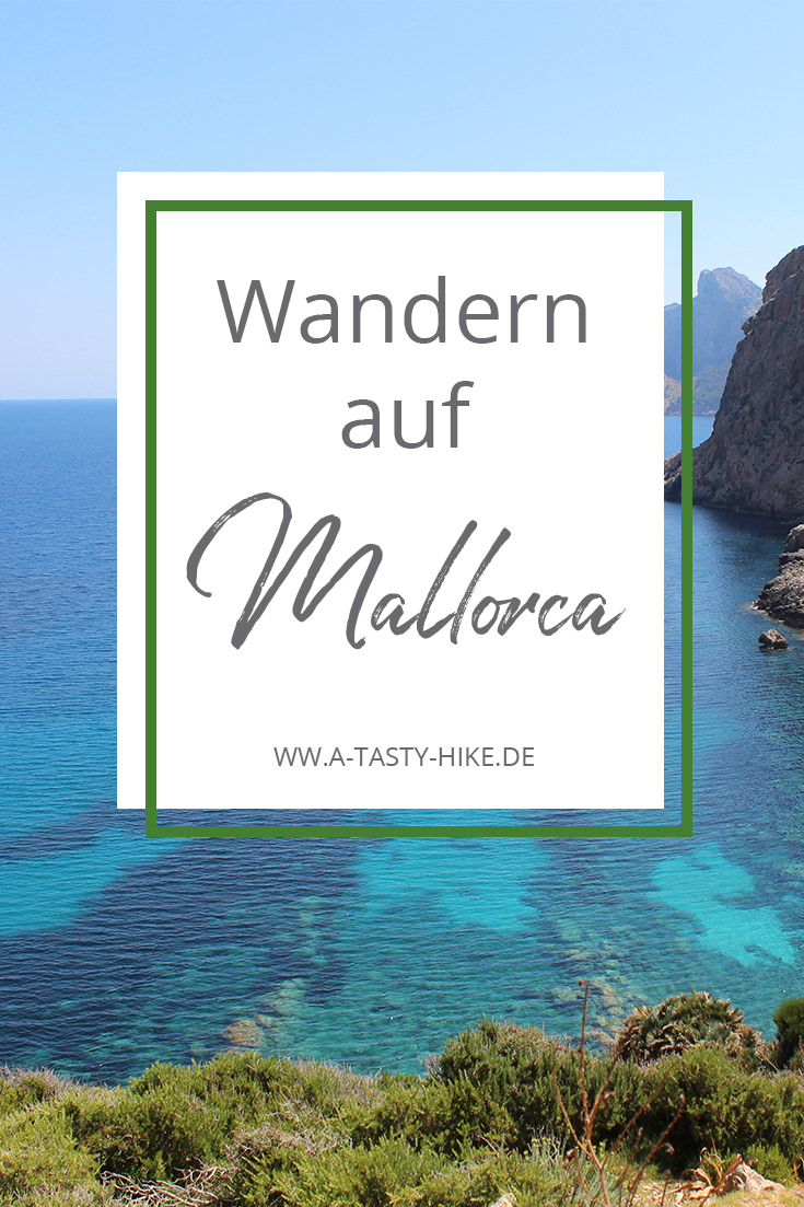 Wandern auf Mallorca - Wanderurlaub Mallorca - Die schönsten Touren für Genusswanderer und Wanderanfänger auf der Baleareninsel. Dazu gibt es viele nützliche Infos rund um deinen Mallorca Wanderurlaub #Mallorca #Wandern #Wanderurlaub