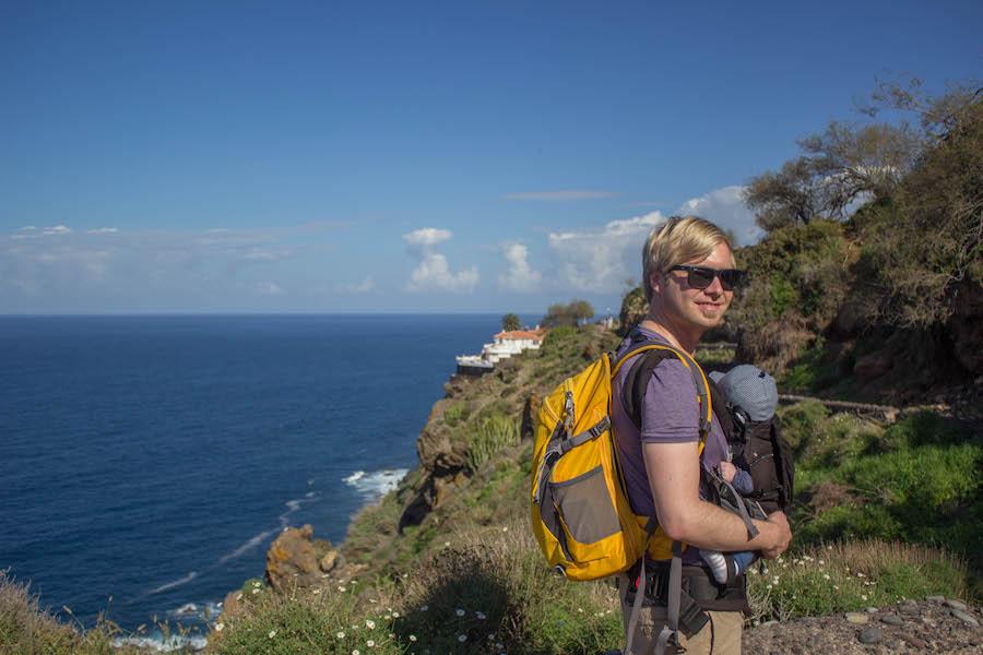 Wandern auf Teneriffa auf eigene Faust - A Tasty Hike - Kuestenwanderung Puerto de la Cruz