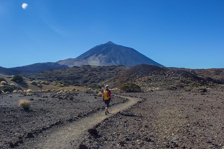 Wandern auf Teneriffa auf eigene Faust - A Tasty Hike - Wanderweg El Teide