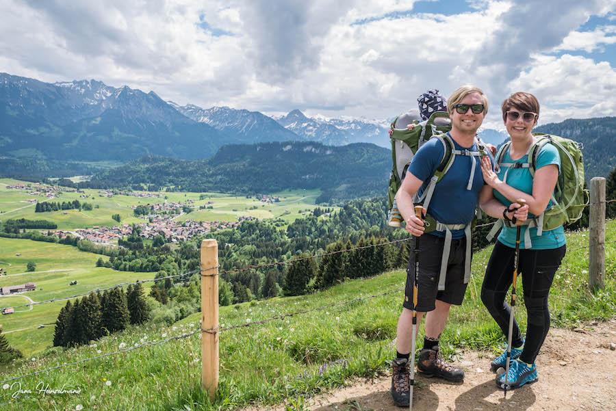 Christian und Jana Heinzelmann - A Tasty Hiker mit Herz
