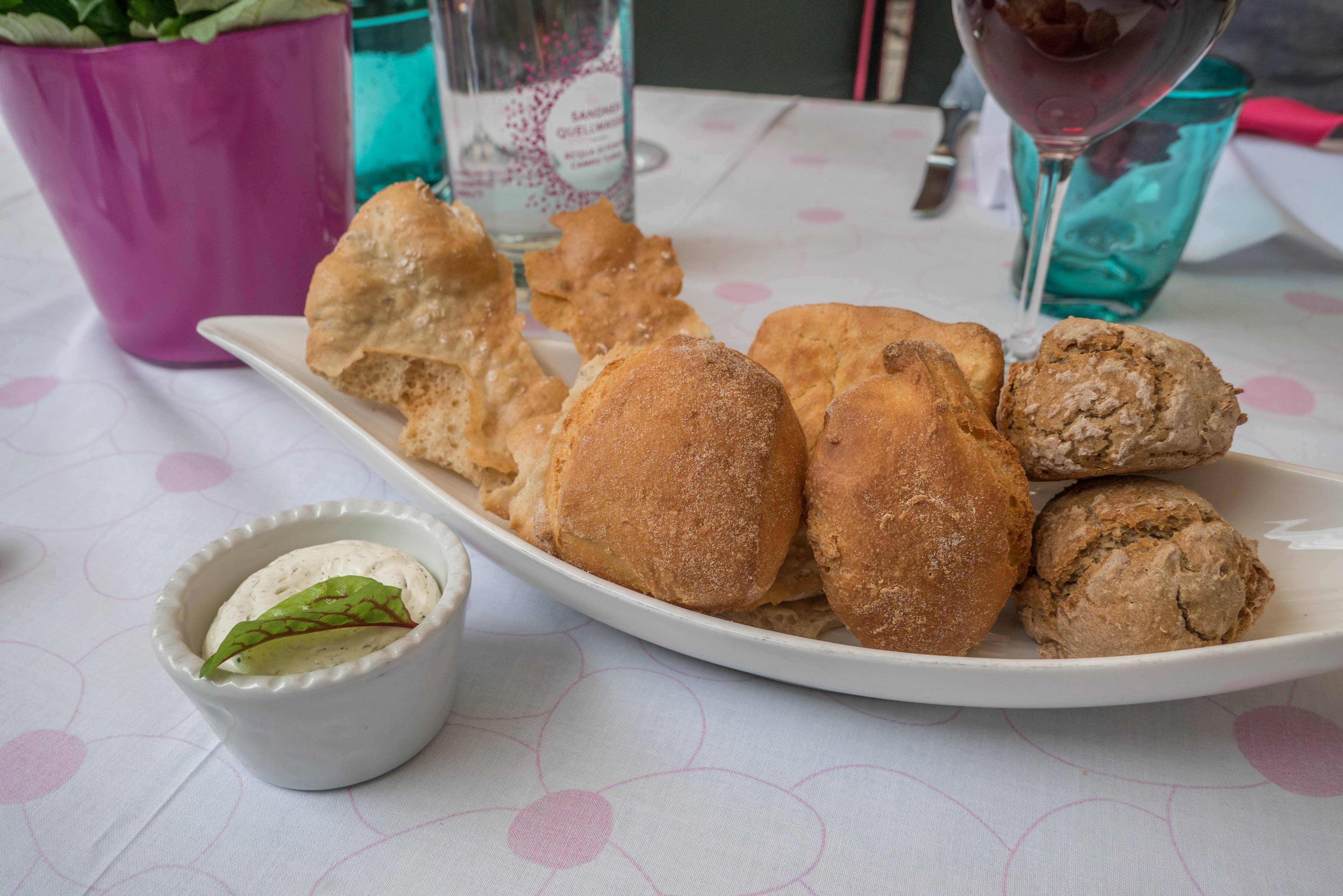 A Tasty Hike - Drumlerhof Suedtirol Sand in Taufers - Glutenfreies Brot