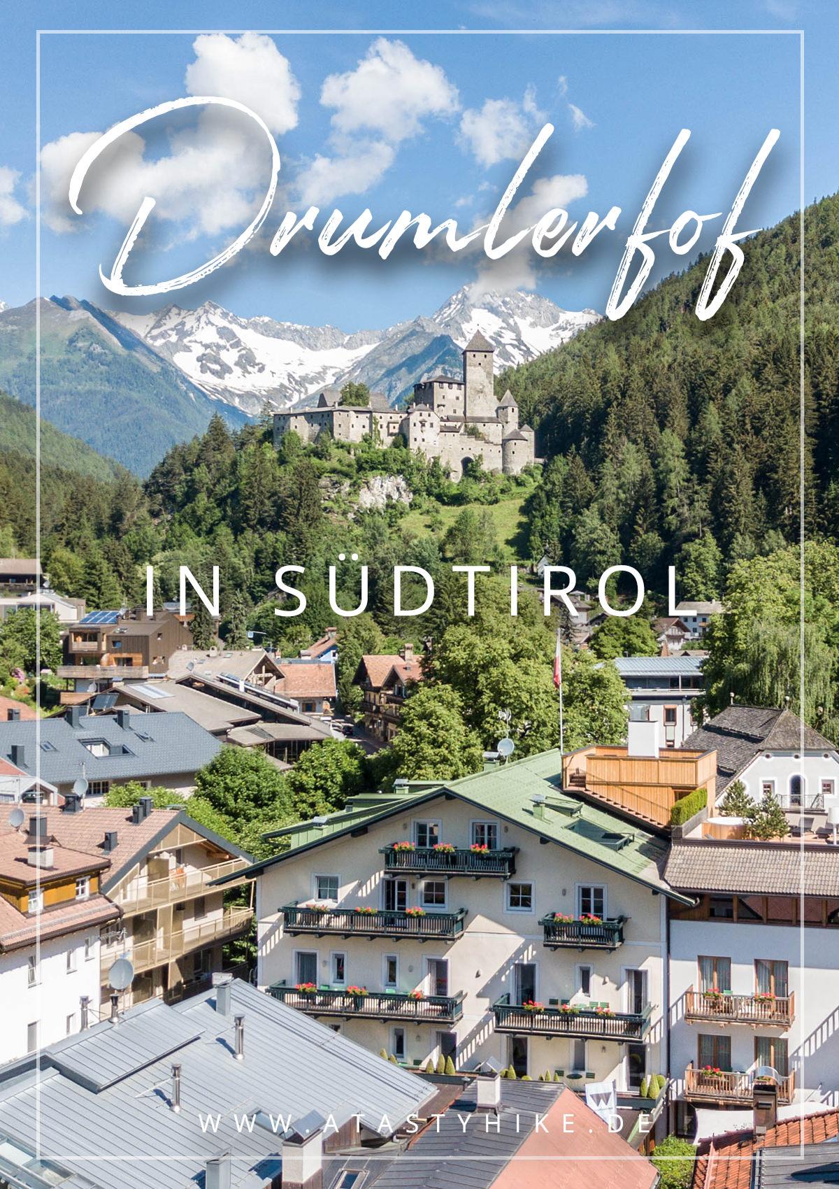 Übernachten in Südtirol - Der Drumlerhof ist die perfekte Adresse für deinen nächsten Wanderurlaub. Mitten in Sand in Taufers gelegen, befindet er sich in direkter Umgebung toller Wandergebiete! Für einen tollen Wanderurlaub in Südtirol! #Wandern #Wanderurlaub #Südtirol
