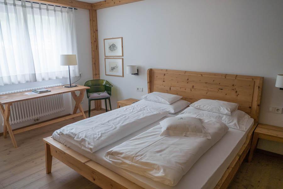 A Tasty Hike - Drumlerhof Suedtirol Sand in Taufers - Schlafzimmer