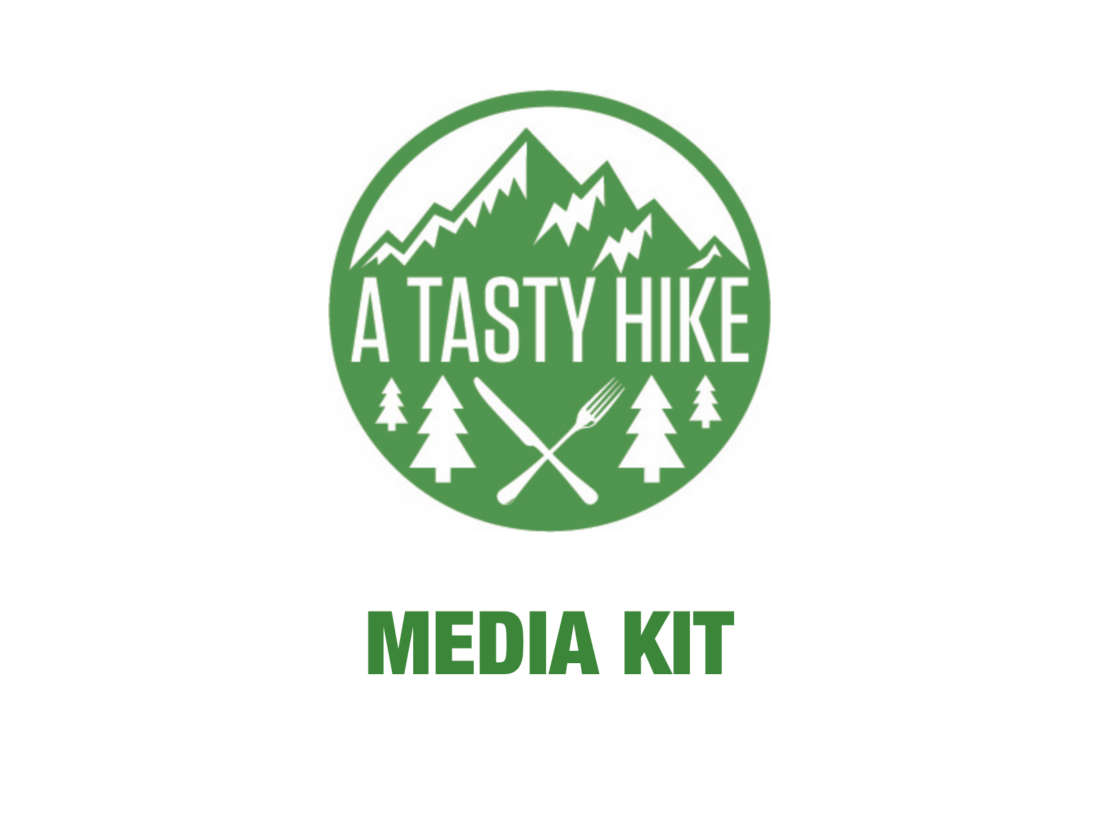 A Tasty Hike Media Kit