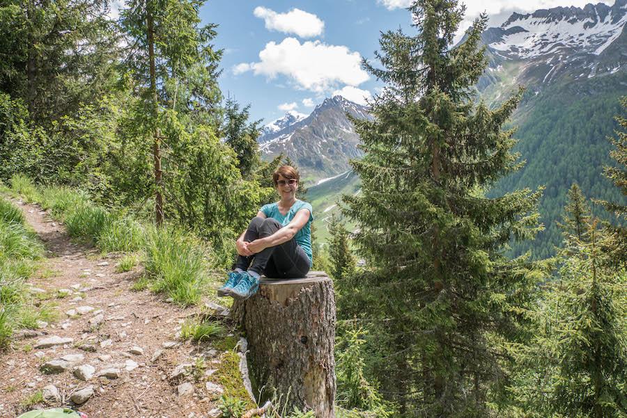 A Tasty Hike - Wanderung im Ahrntal Suedtirol bei Kasern - Wanderhosen-Liebe