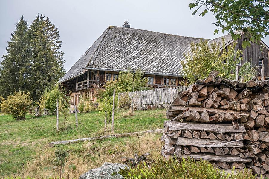 Wandern Schwarzwald - A Tasty Hike - Bauernhof