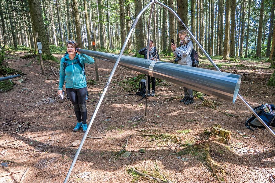 Wandern Schwarzwald - A Tasty Hike - Hoeren