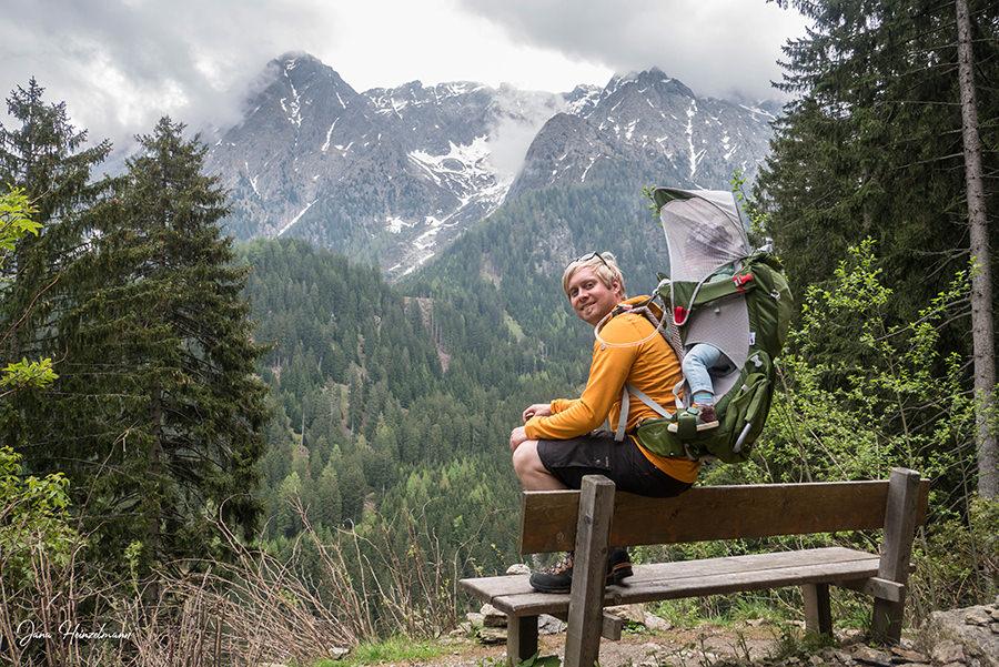 Schenna Wandern - Streitweideralm - Suedtirol - A Tasty Hike - Christian Bank