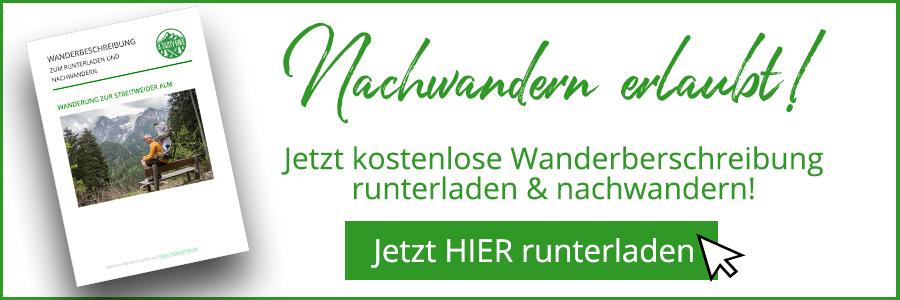 Schenna Wandern - Streitweideralm - Suedtirol - A Tasty Hike - Wanderbeschreibung