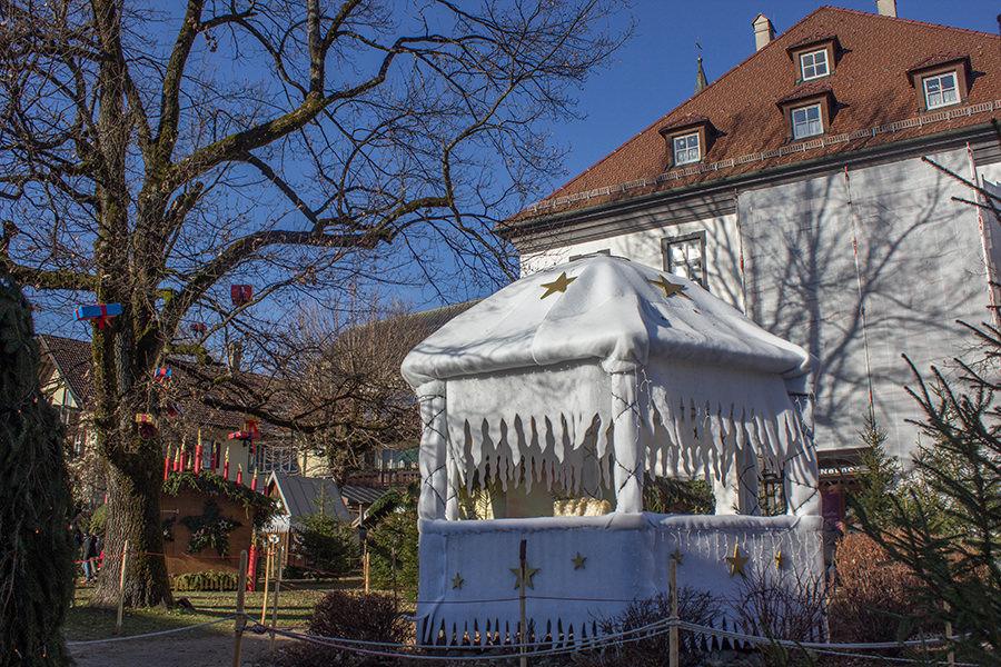 Schoenster Weihnachtsmarkt im Allgaeu - A Tasty Hike - Bad Hindelang 1