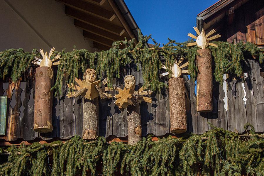 Schoenster Weihnachtsmarkt im Allgaeu - A Tasty Hike - Bad Hindelang 2