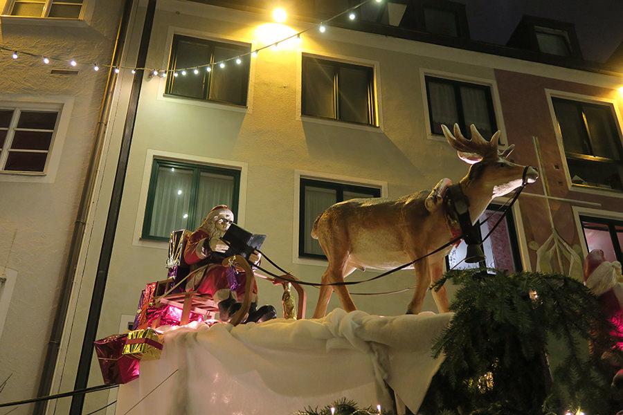 Schoenster Weihnachtsmarkt im Allgaeu - A Tasty Hike - Kempten 2