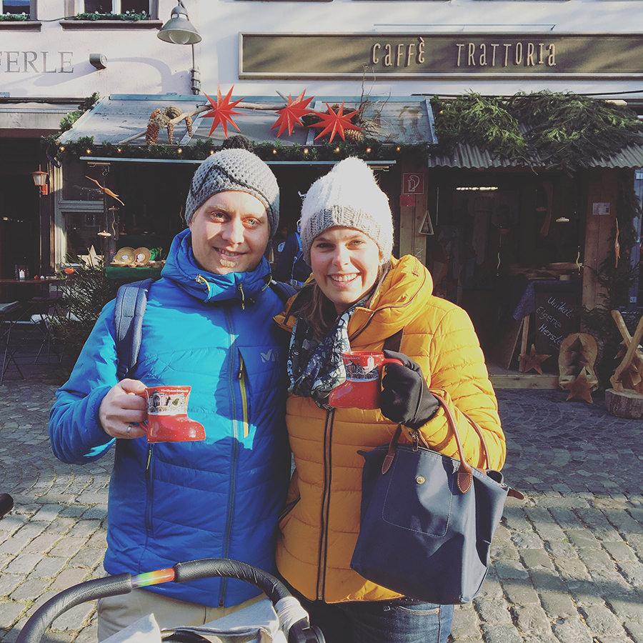 Schoenster Weihnachtsmarkt im Allgaeu - A Tasty Hike - Ravensburg 1
